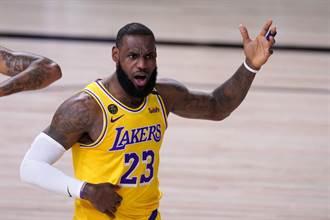 NBA》與喬丹不同 詹皇不愛垃圾話