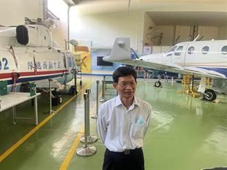 違飛直升機變耶誕禮物 捐給虎尾科大教學使用