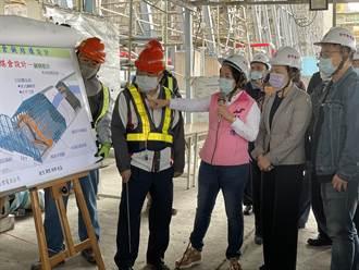 楊瓊瓔:空汙減量 台中電廠應加速1-4號燃煤機組除役