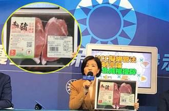 加拿大豬肉標示不含萊劑 王育敏怒問:為什麼台灣不能做?