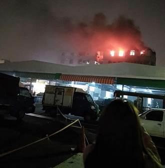台南民宅惡火延燒 5隻小貓搶救不及被燒死