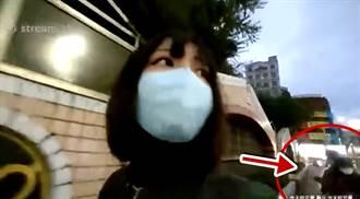 影》正妹三重直播 當街遇飛車黨 手機遭搶粉絲全目擊