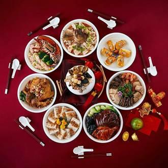 香格里拉台南遠東飯店 叩關年菜、年節禮盒市場