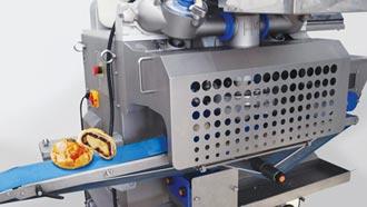 百城機械自動包餡機 性能優異