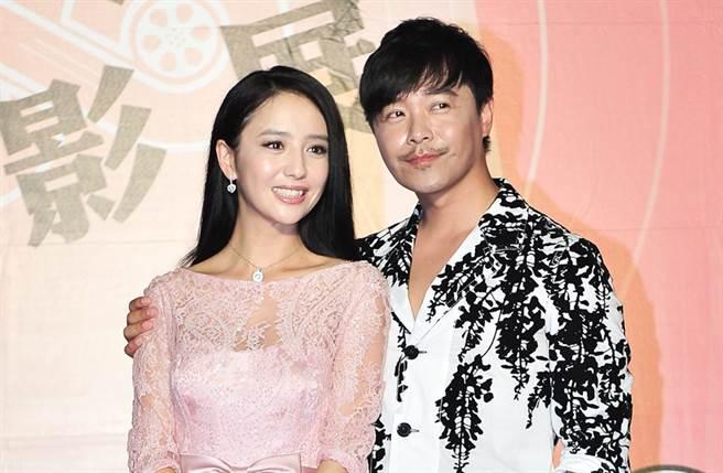 佟麗婭2014年嫁給陳思誠。(圖/本報系資料照)