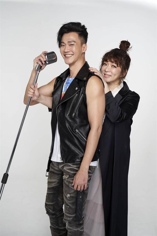 趙詠華、林俊逸將於明年3月在台北國際會議中心舉辦演唱會。(FGC提供)