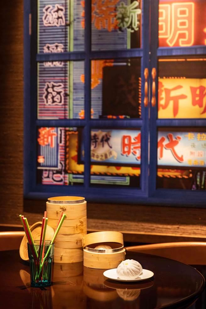 大溪威斯汀 香港風格儷軒中餐廳 。(大溪威斯汀提供/蔡依珍桃園傳真)