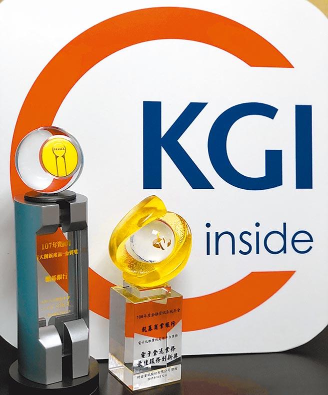 凱基銀行KGI inside幫助15家社福團體節省下近八成的手續費成本。圖/凱基銀行提供
