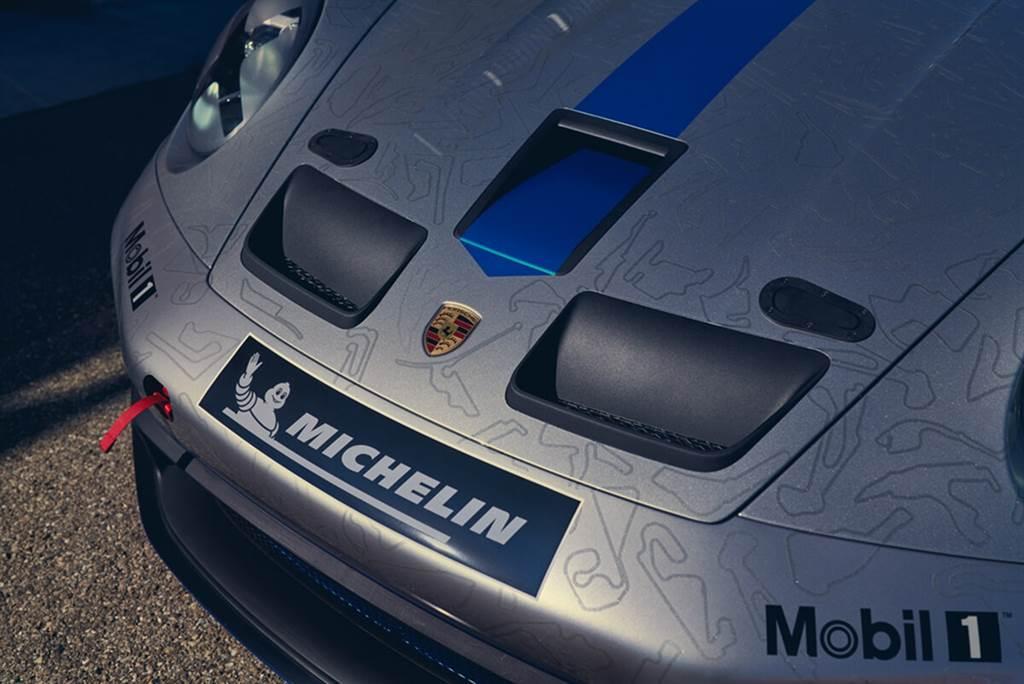 Porsche 911 GT3 Cup賽車邁入992世代 首度採用Turbo Body寬車體,並且更加電子化