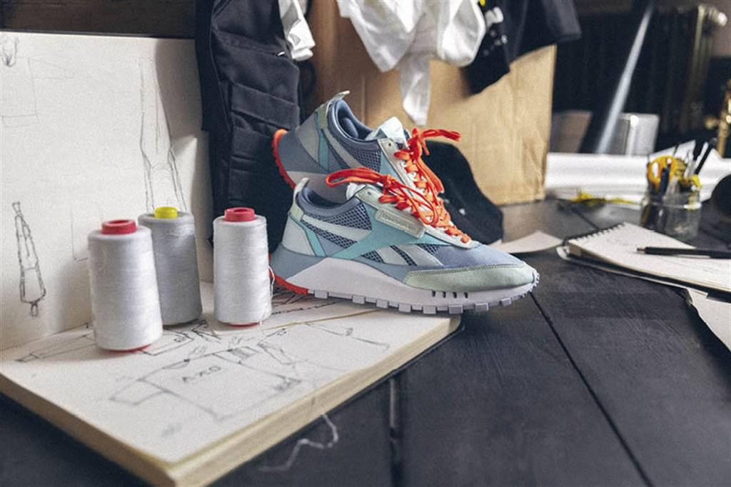 Reebok CL Legacy最新鞋款。(圖/品牌提供)