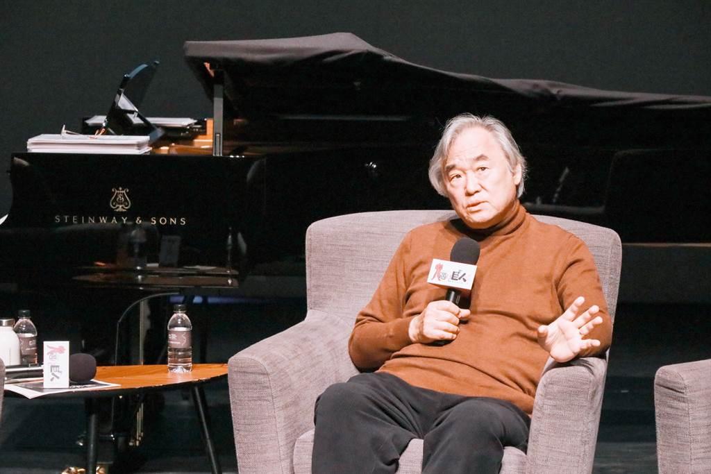 亞洲鋼琴大師白建宇自16日起以連續8天8場演奏全套貝多芬32首鋼琴奏鳴曲,與樂迷一起為貝多芬誕辰250週年慶生。(台中國家歌劇院提供/陳淑芬台中傳真)