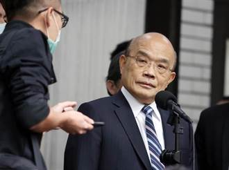 莱猪24日表决大战 苏贞昌协调绿委:团结一致让法案顺利通过
