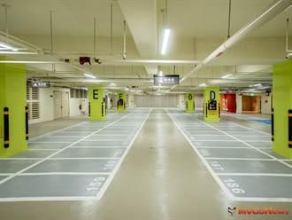 桃園文昌公園地下停車場啟用紓解站前及交通負荷