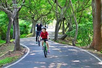 潭雅神綠園道亮點多 全齡暢騎鐵馬森呼吸