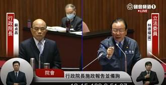 王美花稱萊豬不進口成台美障礙 藍委:開放後美國也不簽貿易協定啊!