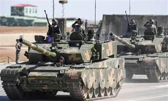解放軍坦克巷戰畫面 唐湘龍憂:2021將成武統反武統對決元年