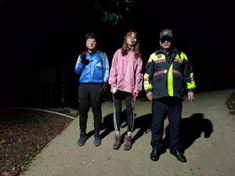 4名登山客加里山走散 警消積極尋獲協助下山