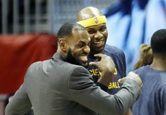 NBA》前隊友:我愛詹姆斯 但喬丹更強