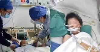 受不了天天毒打!5歲男童許願「爸爸快死掉」 說完闔眼離世
