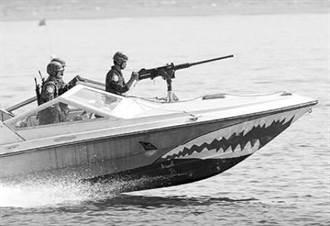 海陸M8快艇機槍肇禍 子彈飛越柴山射穿登山客 國賠機會高