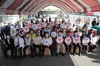 台南市发放逾171万个口罩守住疫情 城市安全民眾安心