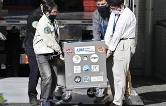 日本宇航機構打開隼鳥2號的「龍宮寶盒」 小行星土壤和氣體相當豐富