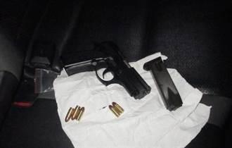 操作槍11日報繳截止  永康警隔天立破改造手槍