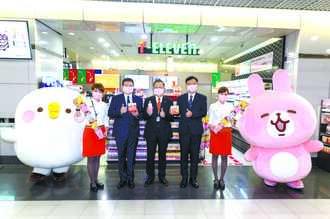 台灣高鐵聯名商品 賣萌展食力