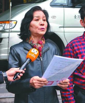 鍾琴出庭再批NCC 籲司法主持正義