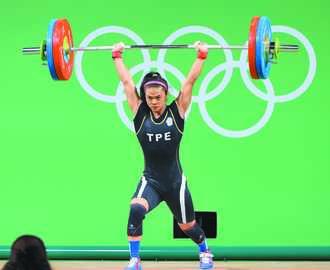 倫奧金牌 許淑淨正式遞補