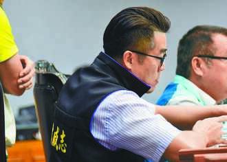 涉嫌诈领助理费 国民党台东县议员林威志收押