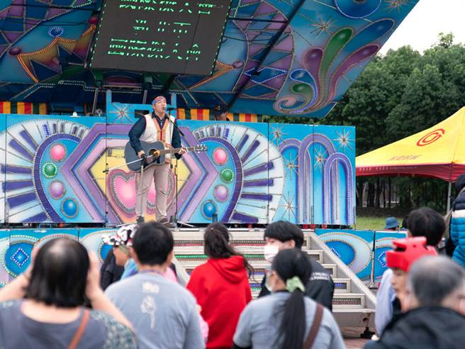 「杰人大爱」公益园游会吸引超过6,000人次参加。(图/永庆房屋提供)