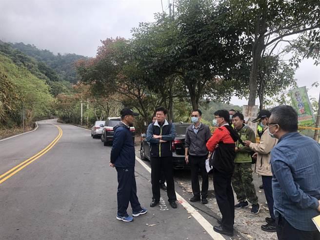 太平警分局針對轄內長龍路沿線即日起每日執行交通大執法。(太平警分局提供)
