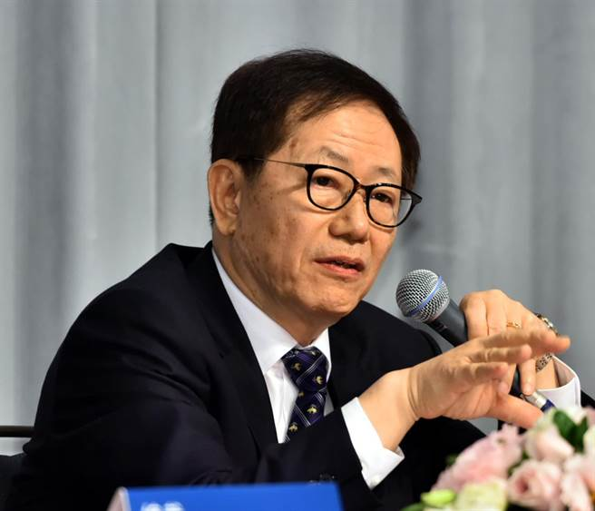 台積電董事長劉德音:明年上半年樂觀沒看到砍單(圖/顏謙隆)
