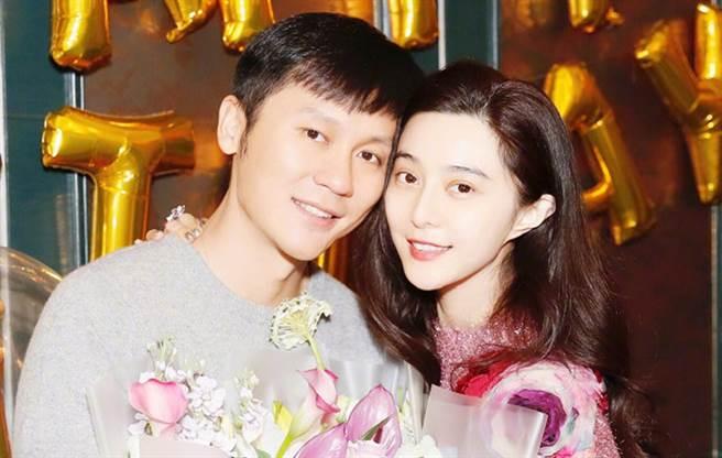 范冰冰和李晨曾論及婚嫁。(圖/微博@范冰冰)