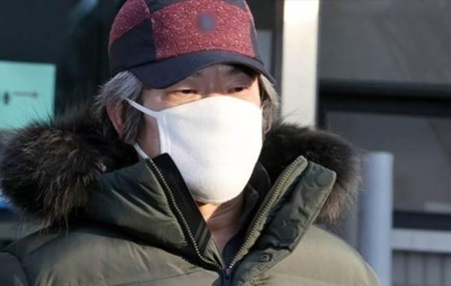 趙斗淳12日出獄,掀起南韓社會不安。(圖/翻攝韓網)
