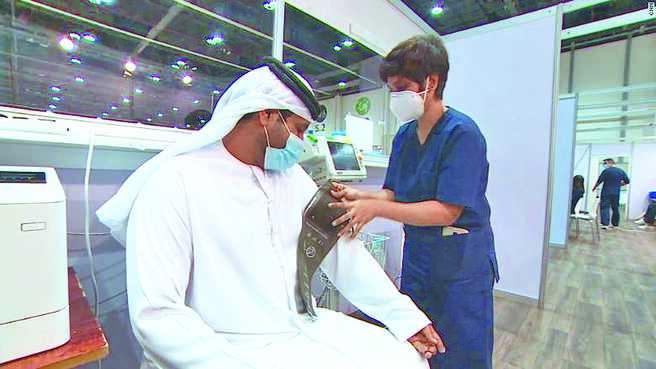 巴林核准中國國營國藥集團(Sinopharm)新冠肺炎疫苗,開放讓民眾申請施打。(路透)