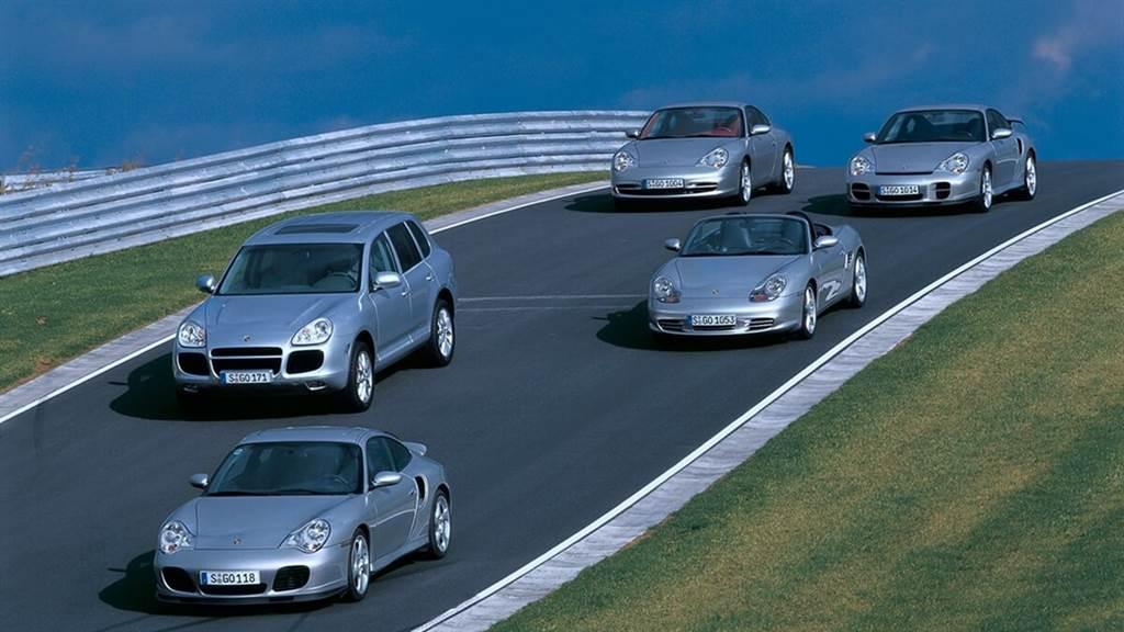 Porsche Cayenne生產突破100萬輛&成功歷史軌跡