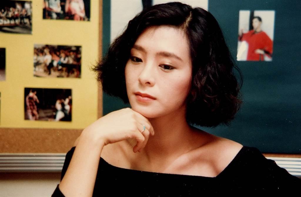 夏文汐堪稱80年代美艷女神,名氣不輸葉子楣、邱淑貞。(中時資料照片)