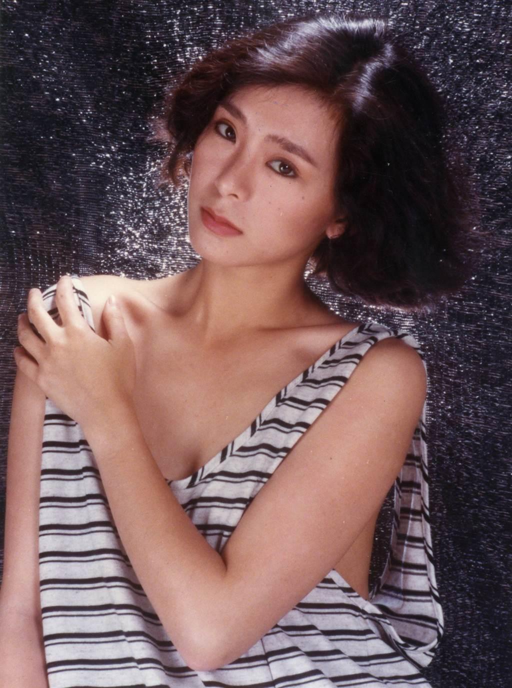夏文汐被封為香港影壇「最有氣質的性格豔星」。(中時資料照片)
