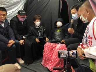 蔡政府稱開放萊豬能換取國際地位 洪秀柱批「可笑、荒唐」