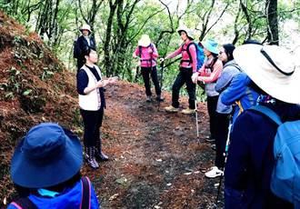 竹縣霞喀羅國家步道推生態旅遊