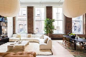 蘇活區的Loft風格公寓!學習紐約客的Life Style