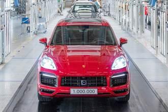Porsche Cayenne生产突破100万辆&成功歷史轨迹