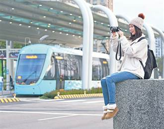 全國學子有福了!新北捷運公司宣布 搭輕軌單程只要10元