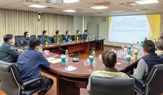 國防部與林口區公所建平台 強化民間動員能量