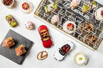 LEXUS跨界合作 攜手晶華酒店與日籍甜點大師打造聯名午茶組