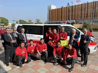 SUN流通集團捐救護車 嘉市至少3組人等著捐