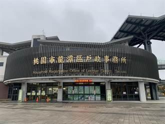 龍潭親子坊竣工 提供6歲以下幼兒休憩空間