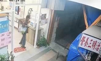 連沙拉都要偷!新莊複合式洗衣店遭竊 店家直呼不可思議